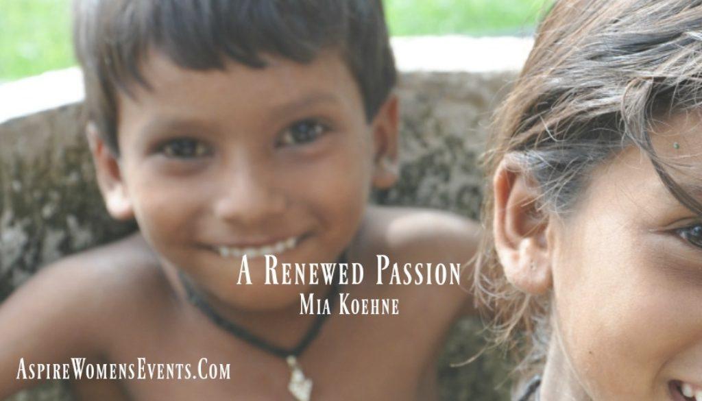 ASPIRE Blog-Mia Koehne - A Renewed Passion