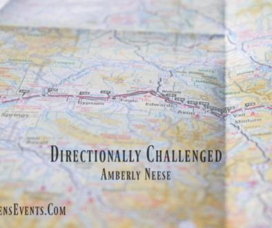 ASPIRE Blog-Amberly Neese- Directionally Challenged