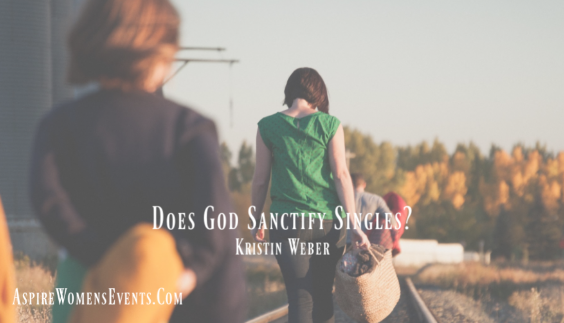 1. ASPIRE Blog Sanctified Singled