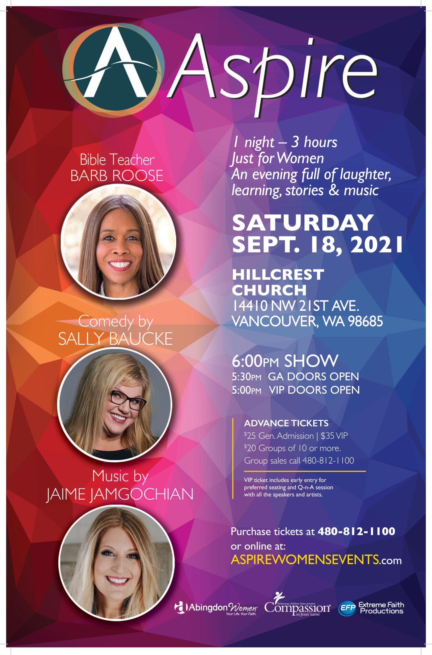 ASPIRE SAT Sept 18 Vancouver Poster