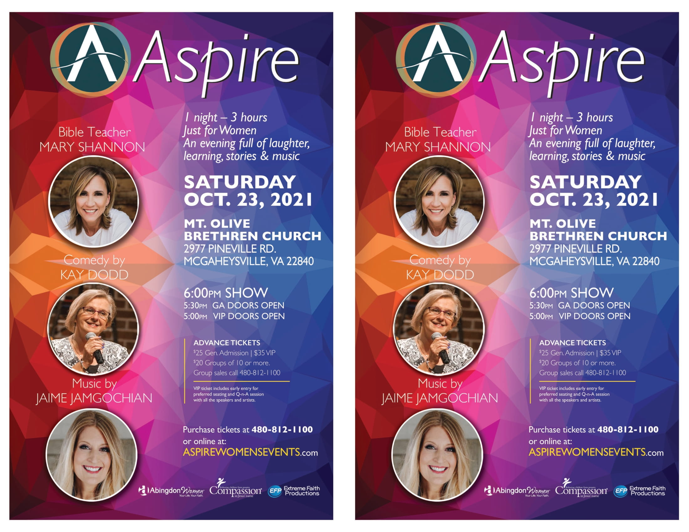 ASPIRE SAT Oct 23 McGaheyville VA-2UP-1