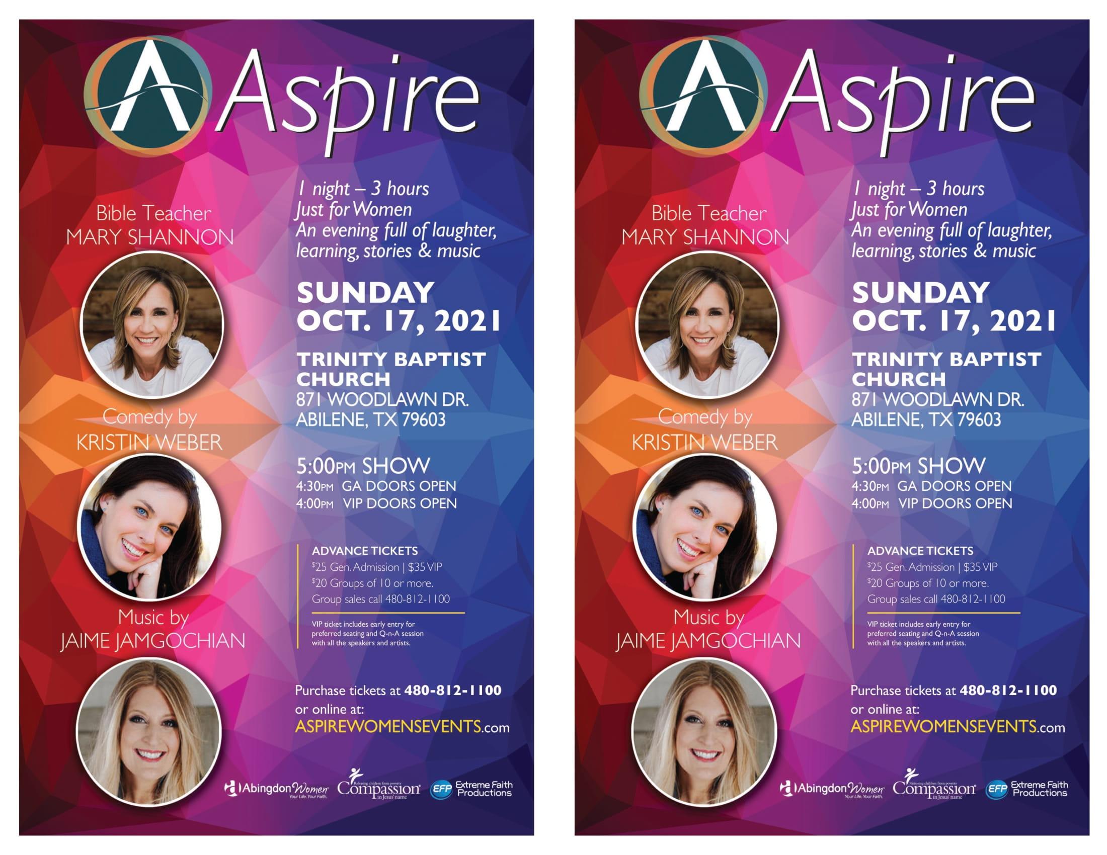 ASPIRE SUN Oct 17 Abilene TX-2UP-1